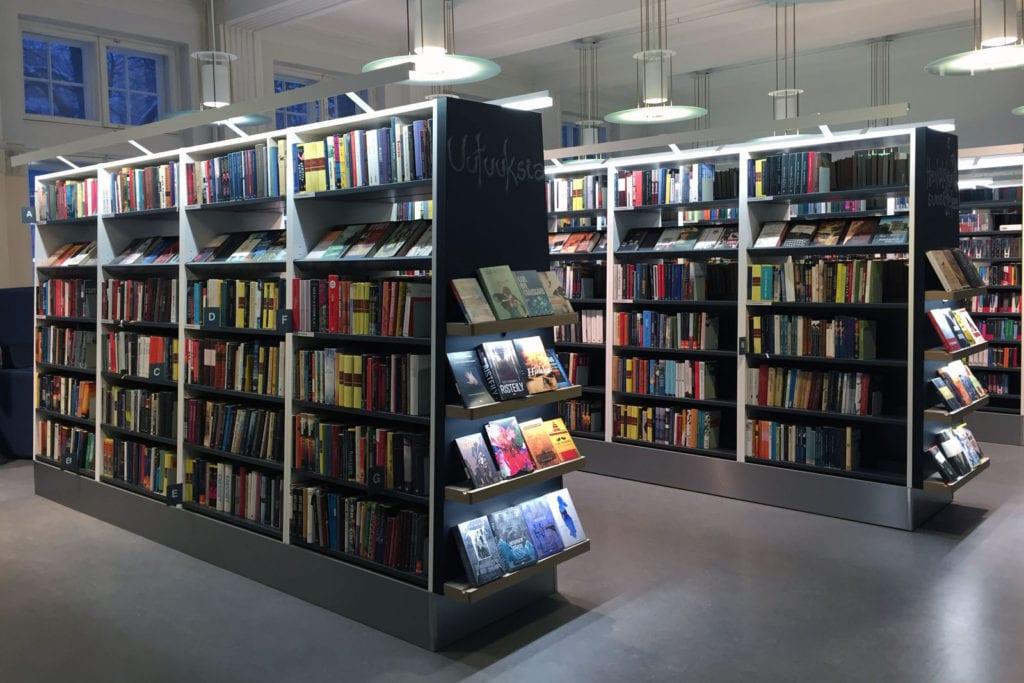 Arkkitehtitoimisto Helsinki, referenssikuva 2, Kallion kirjasto